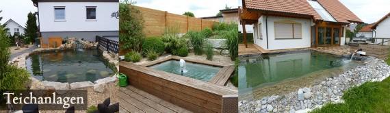 03 – Gilde Gartenbau Bisingen Teichanlagen