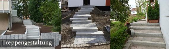 05 – Gilde Gartenbau Bisingen Treppengestaltung