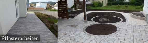 06 – Gilde Gartenbau Bisingen Pflasterarbeiten