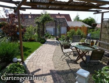 Gilde Gartenbau Bisingen Gartengestaltung 01