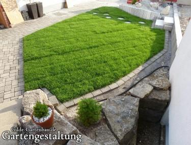 Gilde Gartenbau Bisingen Gartengestaltung 05