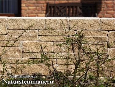 Gilde Gartenbau Bisingen Natursteinmauern 06