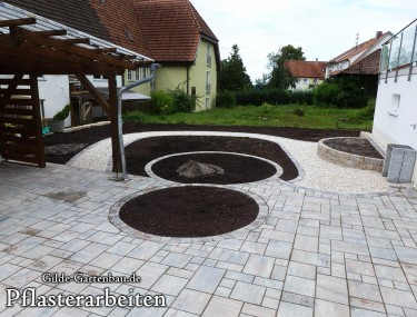 Gilde Gartenbau Bisingen Pflasterarbeiten 05