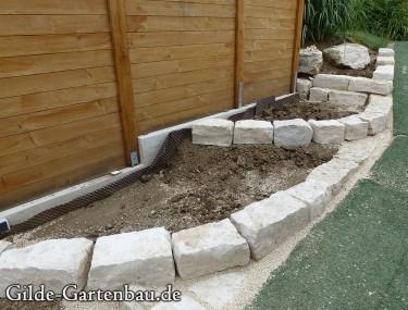 Gilde Gartenbau Bisingen Projekt Gartenanlage 01