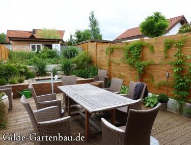 Gilde Gartenbau Bisingen Projekt Gartenanlage 05