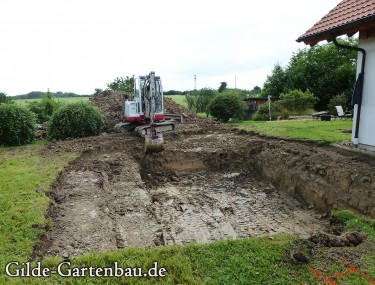 Gilde Gartenbau Bisingen Projekt Gartenanlage 11