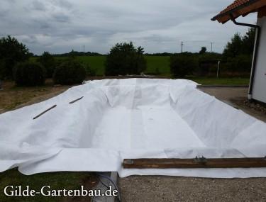 Gilde Gartenbau Bisingen Projekt Teichanlage 05