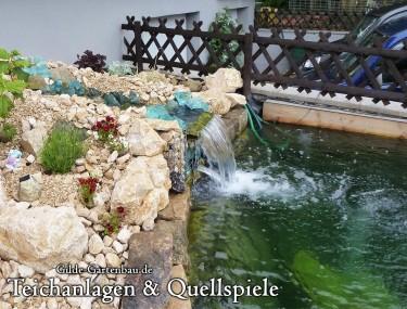 Gilde Gartenbau Bisingen Teichanlagen 02