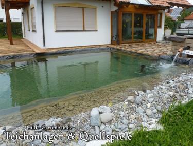Gilde Gartenbau Bisingen Teichanlagen 06